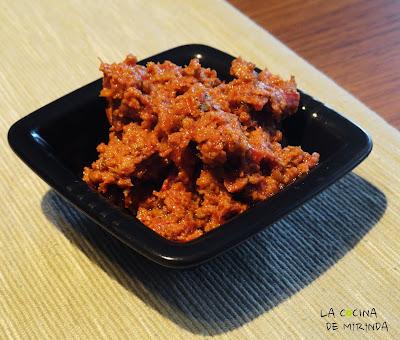 Pesto Rojo