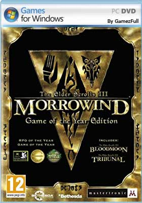 Descargar The Elder Scrolls iii Morrowind pc full español mega y google drive.