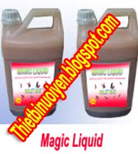 PW Magic Liquid