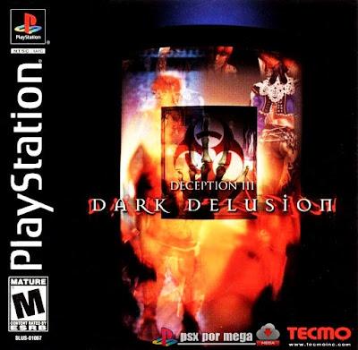 descargar deception 3 dark delusion psx mega