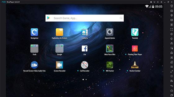 تحميل Nox Player محاكي الأندرويد لنظام Windows و Mac