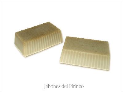 Jabón de Leche de Cabra y Arcilla Verde