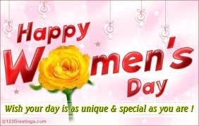 message bonne fête pour toutes les femme du monde  8 mars
