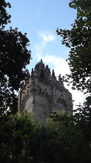 A Nemzeti Wallace-emlékmű tornya