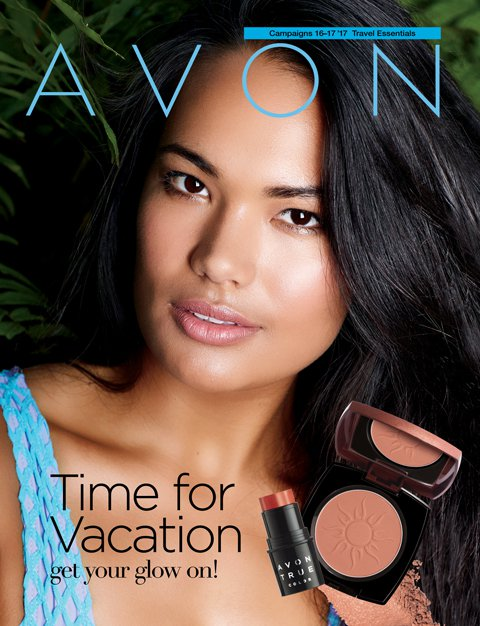 Time For Vacation Avon Catalog 16 - 17 Catalog Online