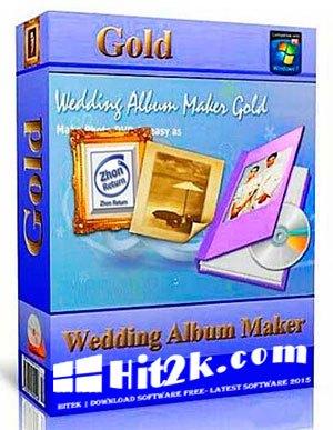 Wedding Album Maker Gold 3.51 Serial Key Free Download