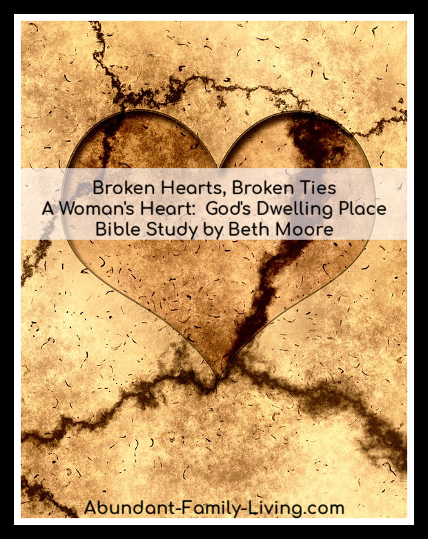 Broken Hearts, Broken Ties