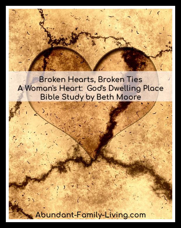 Broken Hearts, Broken Ties