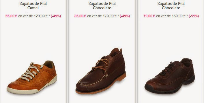Modelos de zapatos para hombre en piel marrón