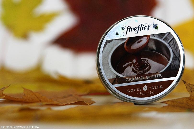 fireflies goose creek caramel butter