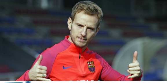 Barcelona Want To Sell Rakitic to MU or City