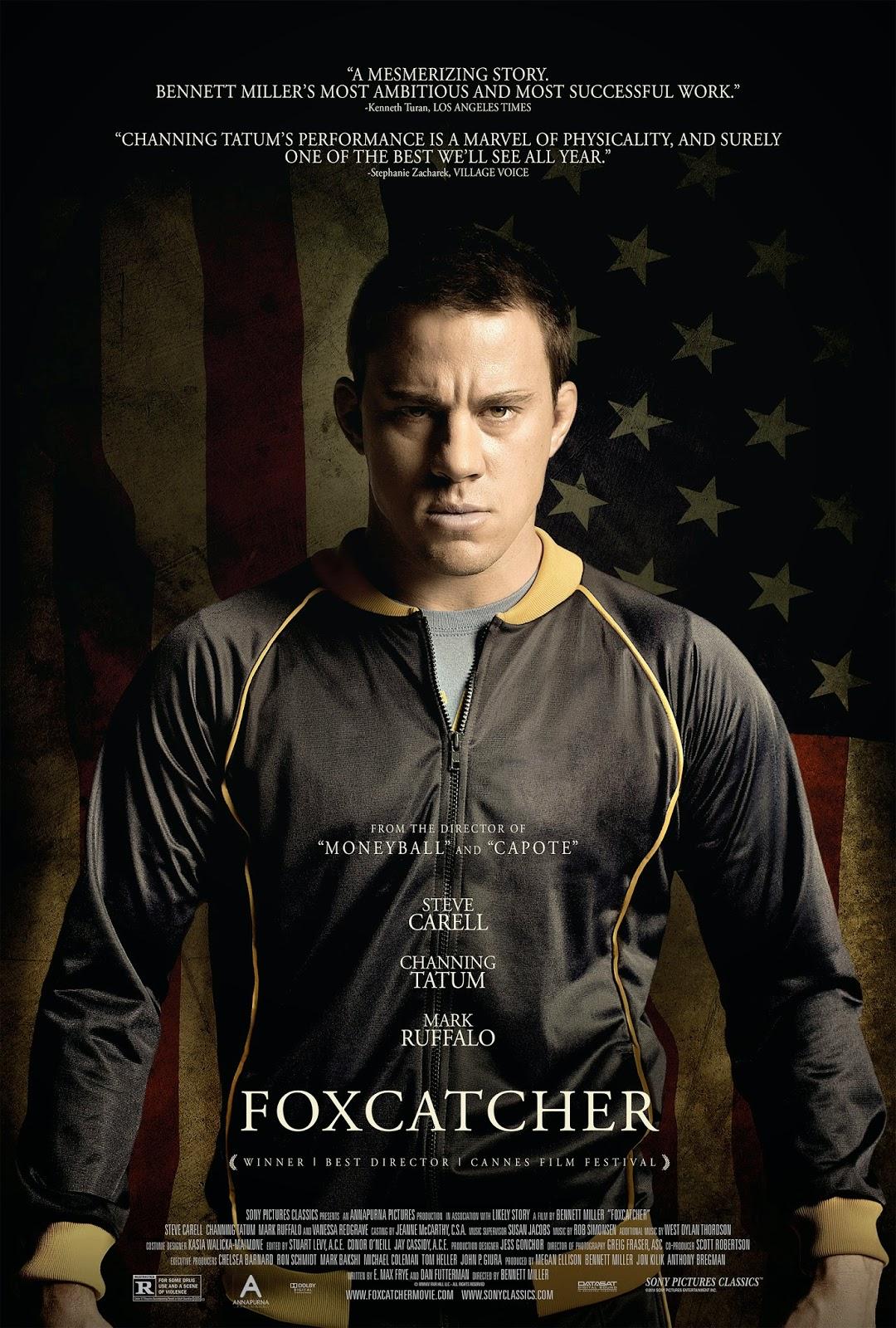Foxcatcher (2014) (Προσεχώς) ταινιες online seires xrysoi greek subs
