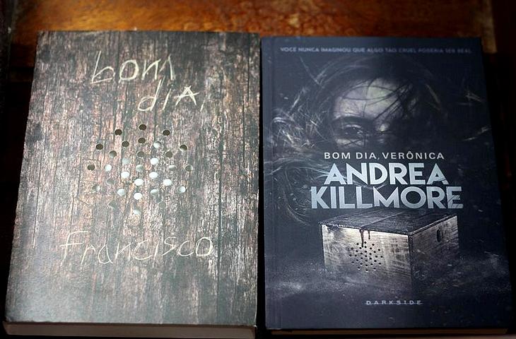Resenha Bom Dia Verônica Andrea Killmore