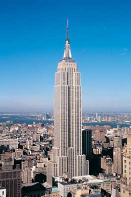 I walked up the Empire State building TWICE with my couch