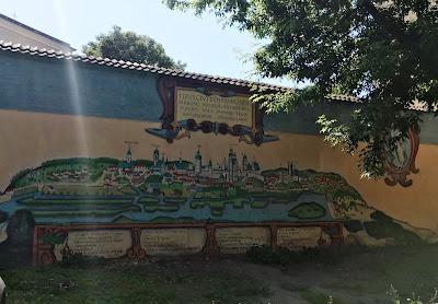 Panorama Lublina przy ul. Jezuickiej 5/7