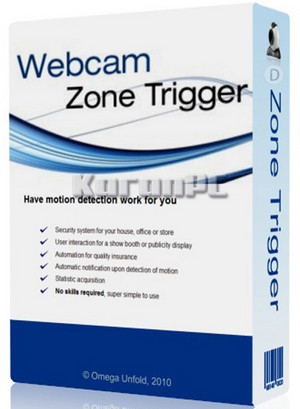 Webcam Zone Trigger Free