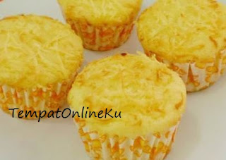 bolu hongkong keju almond super lezat