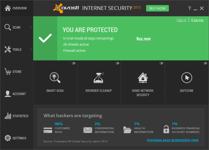 avast internet security free download windows 10
