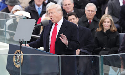 Hillary Clinton, Donald Trump, hatalomátadás, Trump-beiktatás, Washington. trump-inauguration, inauguration speech