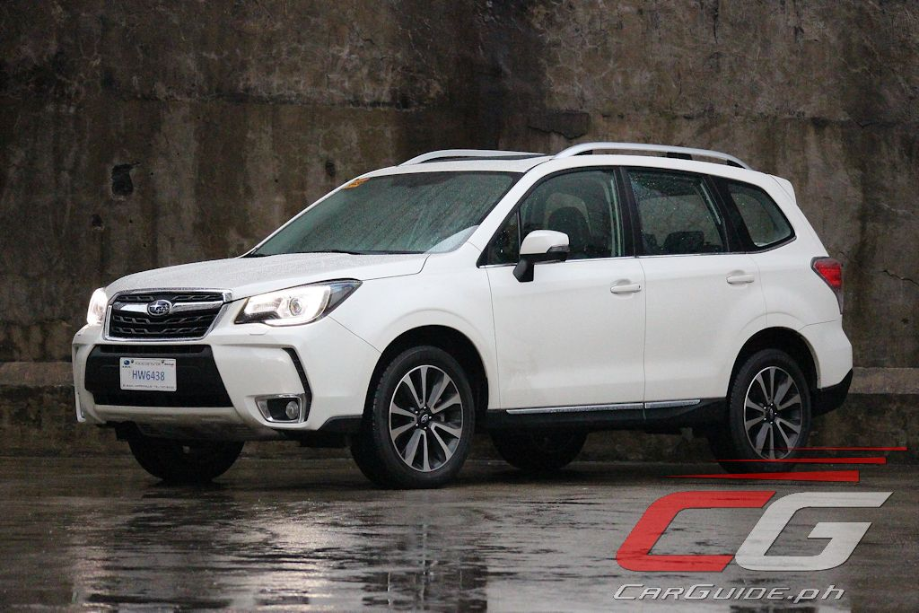 review 2016 subaru forester xt philippine car news car reviews automotive features and new. Black Bedroom Furniture Sets. Home Design Ideas