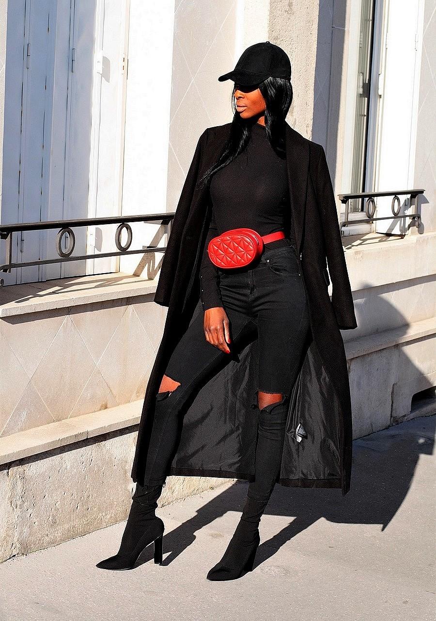 idee-look-casual-chic-sac-ceinture-jeans-dechiré