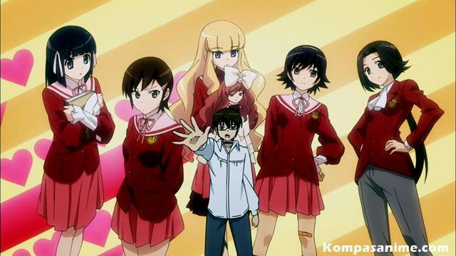 anime harem terbaik mirip Seiren
