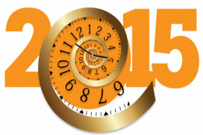 2015, anul meu !