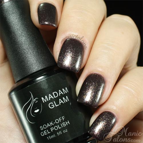 Madam Glam Gel Polish 289 Precious Swatch
