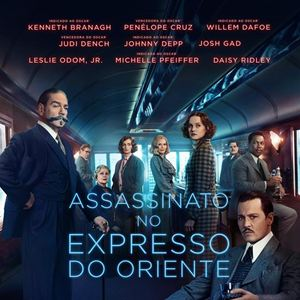 Assassinato no Expresso do Oriente 2017 Dublado