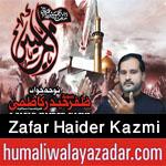 http://www.humaliwalayazadar.com/2017/10/zafar-haider-kazmi-nohay-2018.html