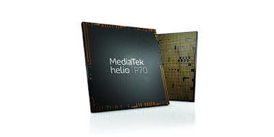 Smartphones with MediaTek Helio P70 Processor