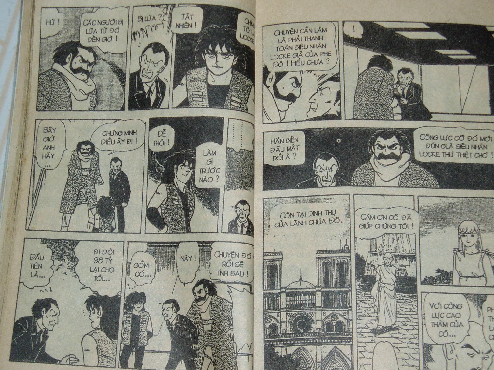 Siêu nhân Locke vol 18 trang 20
