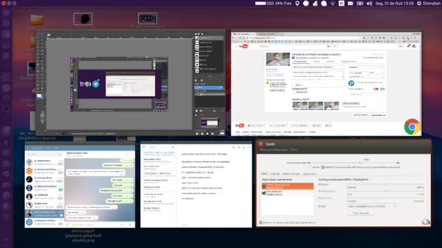 Ubuntu Spread
