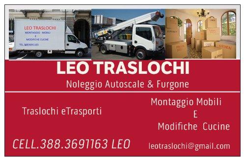Traslochi torino for Grandi magazzini mobili