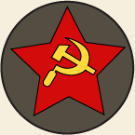 Soviet WW2 Hammer and Sickle