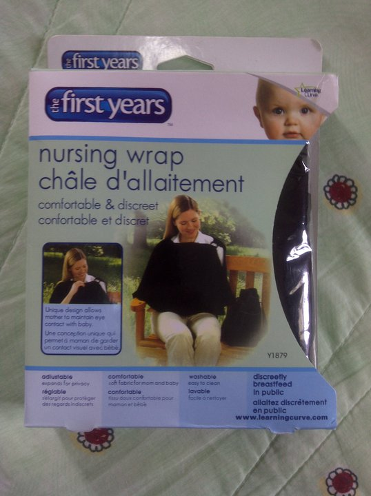 c974fa8f9af Mummy Baby Shop Malaysia  THE FIRST YEARS Nursing Privacy Wrap RM 48 ...