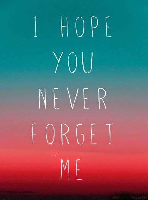 Don't Forget God
