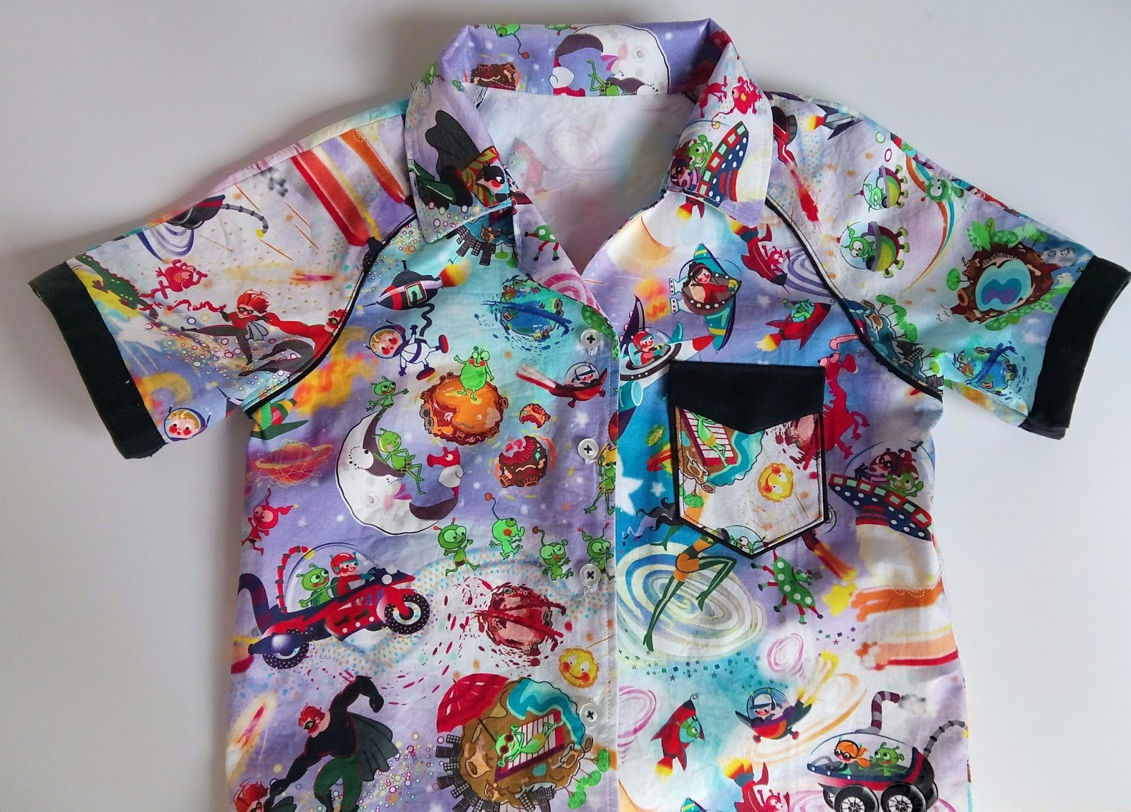 camisa safari ottobre