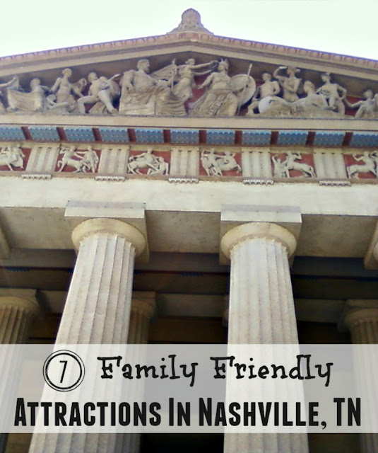7 Family Friendly Attractions In Nashville, TN