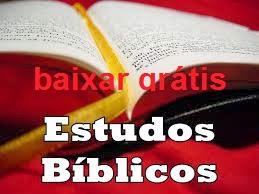 apostilas de estudos biblicos gratis