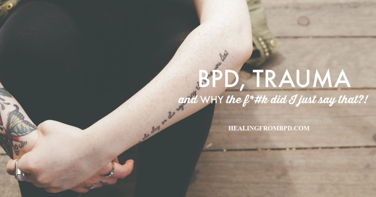 Healing From BPD - Borderline Personality Disorder Blog: BPD