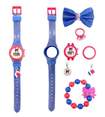 Синие наручные часы для детей L.O.L. Surprise