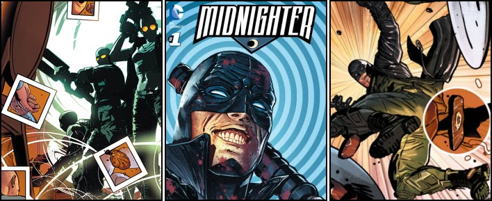 The Brown Bag: Midnighter #1 - DC Comics