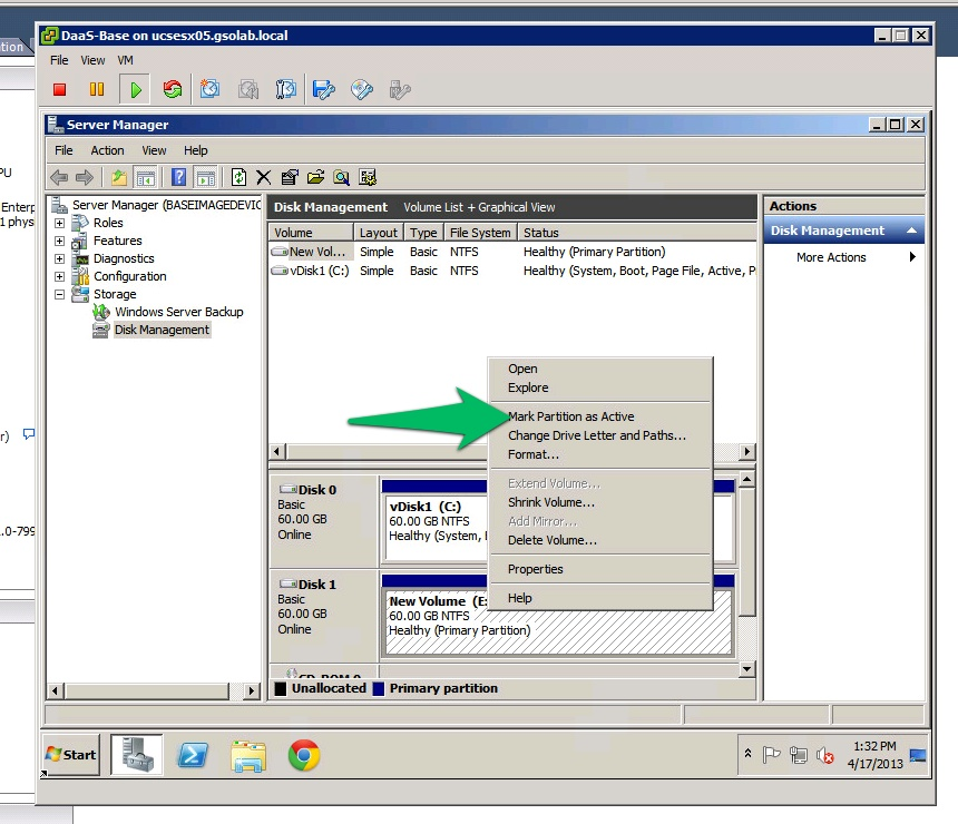 vSphere 5 1 VMware Tools Upgrade on XenDesktop Streamed VM (PVS 6 1