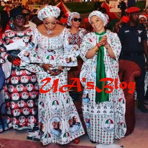 VIDEO..2019 elections: Atiku Abubakar's wife promises gender equity if PDP wins