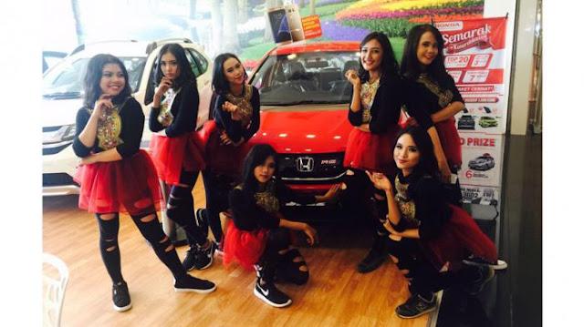 Ikuti Lomba Foto Selfi Di Honda Kepri Mall