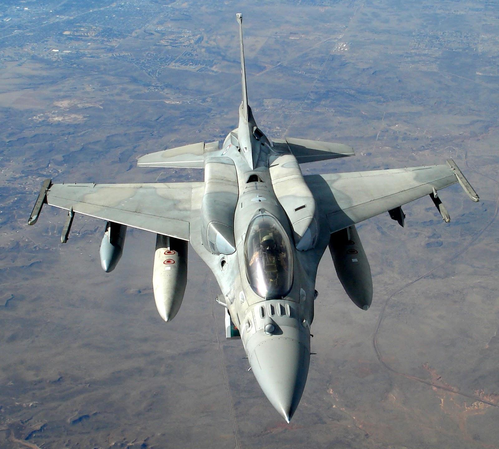 Seperti Apa Kemampuan Jet Tempur F-16 Viper Yang Akan Di  Beli Indonesia ?