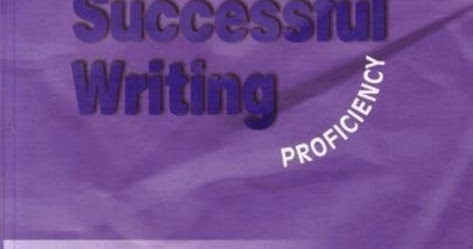 writing proficiently essay skills english exam success