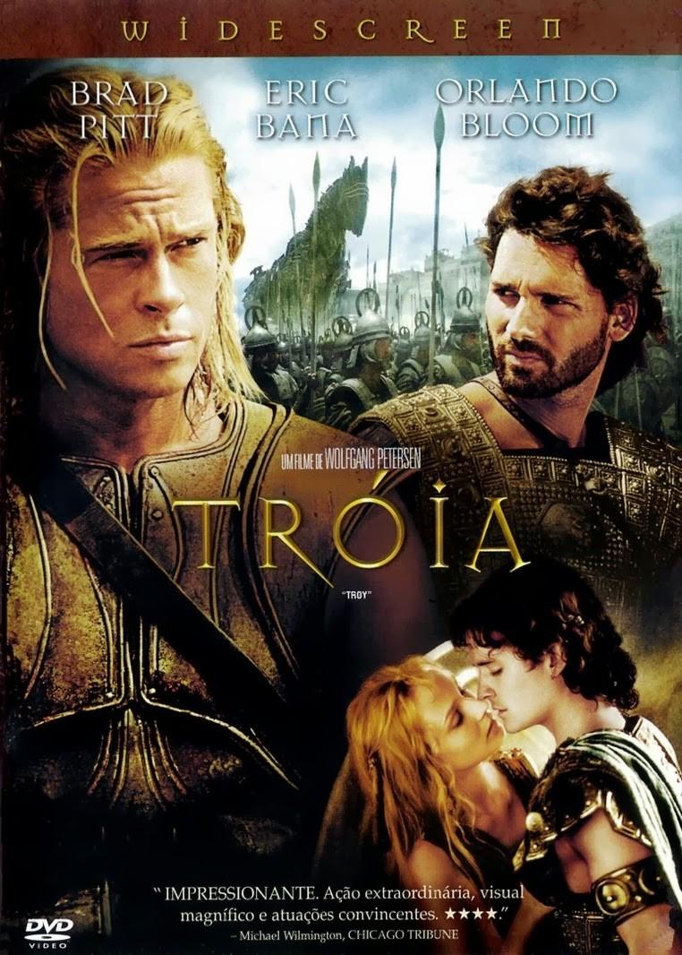 Poster do filme Tróia