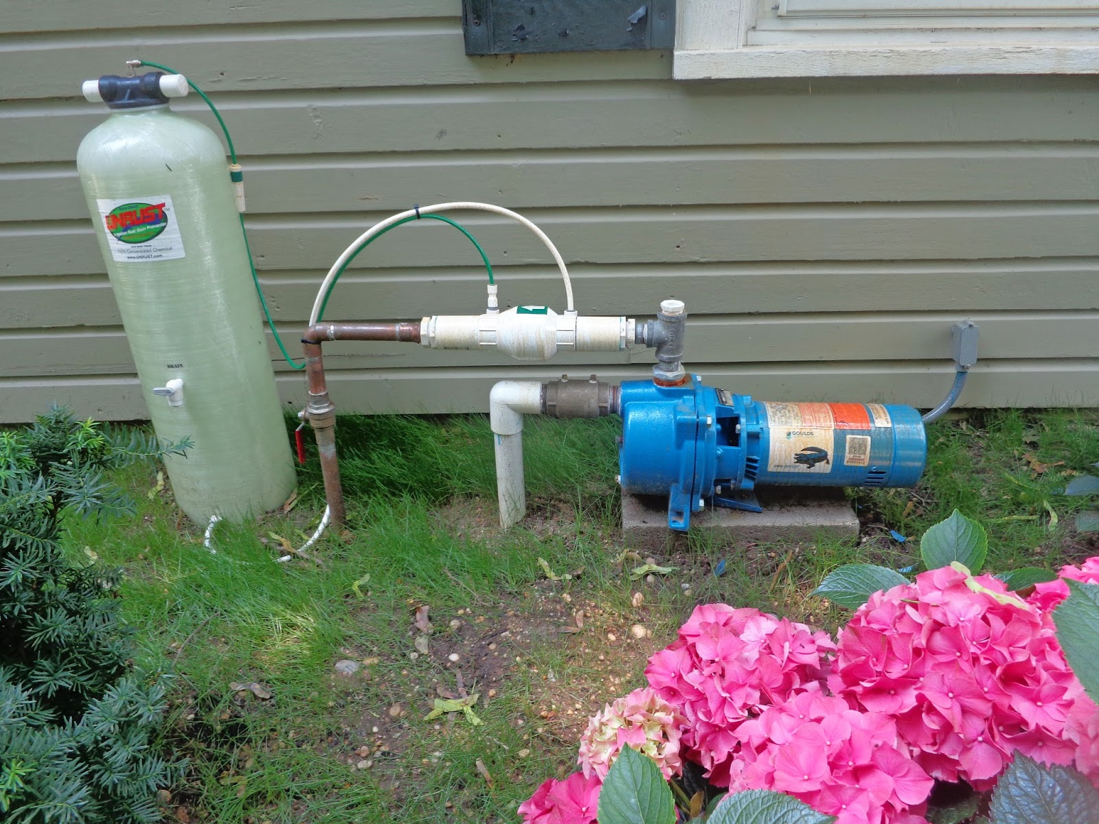 Well And Pump With Rust Prevention System Woodmere Ny